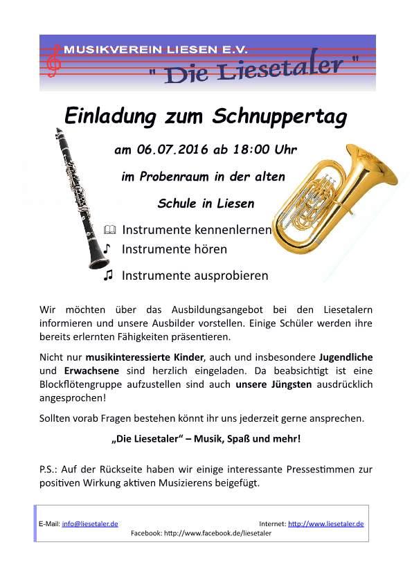 Einladung Jubiläum Verein – thegirlsroom.co
